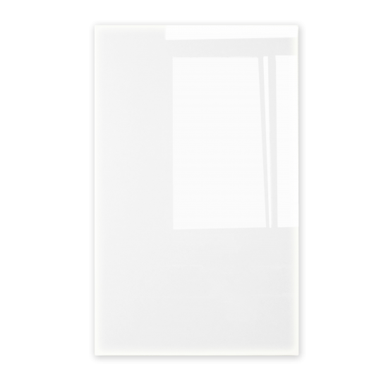 Single Glass White Panel 450w