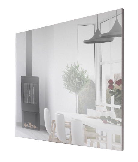 Mirror Infrared Heating Panel 320W